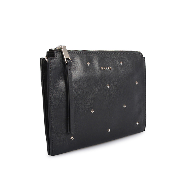 Fashion Women Genuine Leather Day Clutches Bags