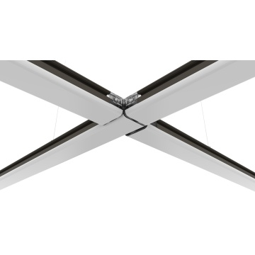 ETL и Dlc Approved 45W 1.2m Bluetooth Zigbee Dimmable Linear Lighting для бесплатного подключения
