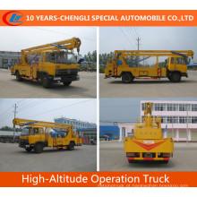 Caminhão de Operação 4X2 de Alta Autitude