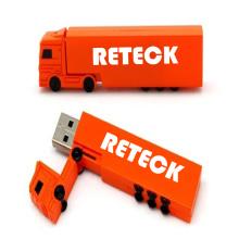 Por atacado carro em forma de usb flash drive logotipo personalizado
