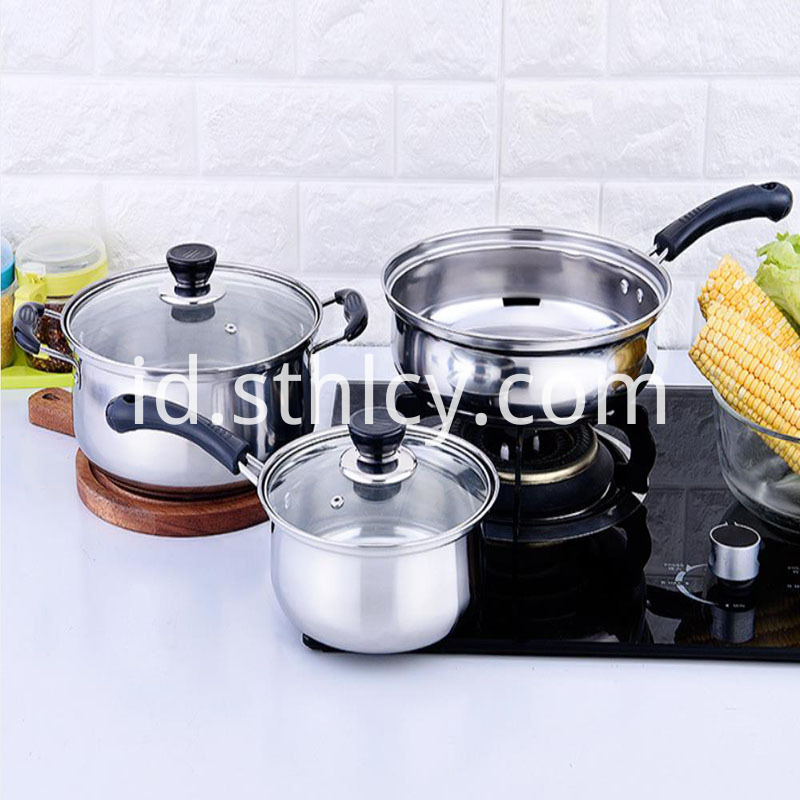 Kitchenaid Stainless Steel Cookware Set