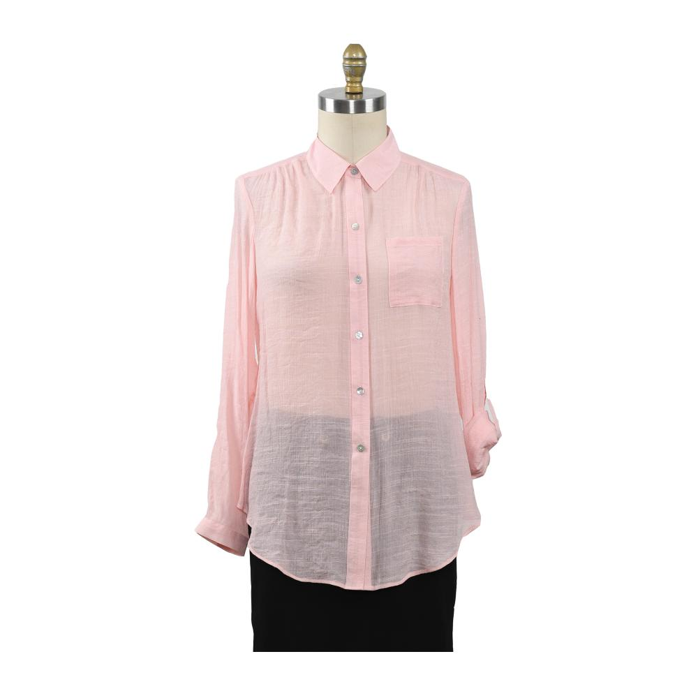 Long Sleeve Blusas Shirts Office Ladies Clothing Tops