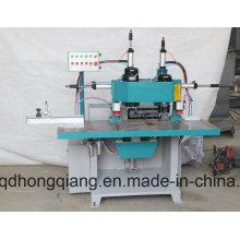 Doppelte Kopf Türverriegelung Mortising Maschine / Holzbohrmaschine