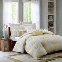 Ink & Ivy Melbourne Mini Comforter Bedding Duvet Yellow