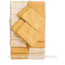 Microfiber terry kitchen cloth
