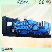 Generador de motores Diesel de Moto de 2750kVA refrigerado por agua