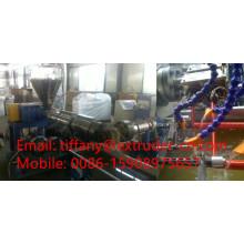 Lpsg75/30 PVC Spiral Reinforced Hose Extrusion Line