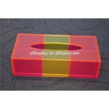 Individueller Druck kleiner Kunststoff-Gesichts-Tissue-Box
