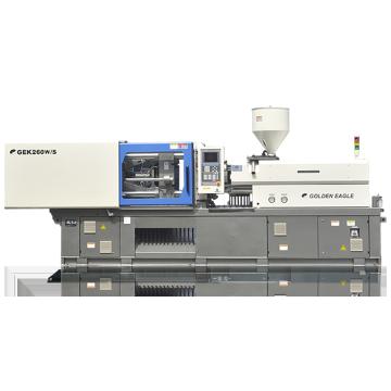 Machine de moulage par injection de préformes pour animaux de compagnie 260ton