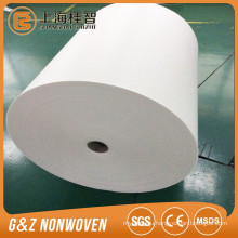 100% polyester cheap fabric roll non woven fabric roll