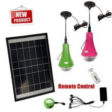 2015 nueva iluminación CE portable camping linterna solar con panel solar China proveedor JR-SL988series