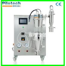 Mini máquina granuladora para laboratório farmacêutico de leito fluido