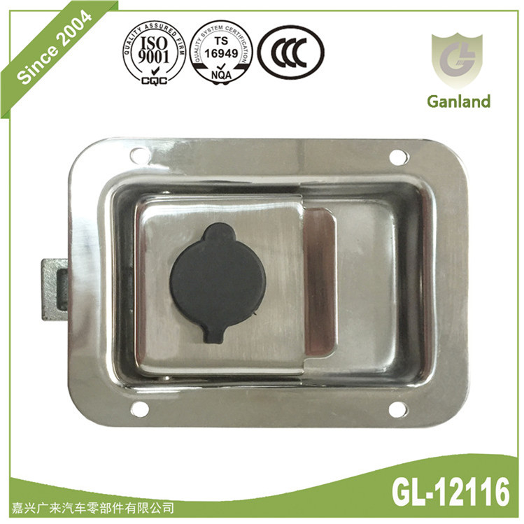 Industrial Cabinet Door Paddle Handle Lock