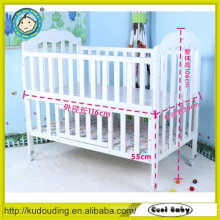 China supplier baby bed wooden board