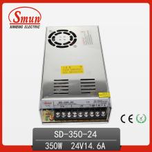 350W 24V 14.6A DC-DC Fuente de alimentación de conmutación con CE RoHS Aprobado y 2 años de garantía