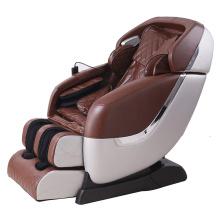Custom Logo Electric Zero Gravity 3D Chair Massage Deluxe Full Body Air Pressure Shiatsu Sofa Massage Chair with SL Track