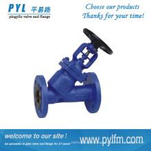 PINGYILU FACTORY produziu alta qualidade Y tipo bellow válvula globo