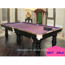 2015 The most popular classic Sports Table Game 9ft auto matic mahjong table