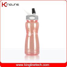 600ml de garrafa de plástico sem plástico BPA (KL-B2229)