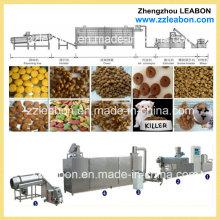 Línea multifuncional de procesamiento de mascotas / gatos / perros / alimentos de acero inoxidable
