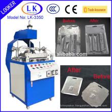 Guangzhou new design plastic blister edge Folding Machine