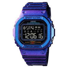 SKMEI 1629 Men's Digital Sports Watch Large Face Waterproof Wrist Watches with Stopwatch Alarm LED Back Light