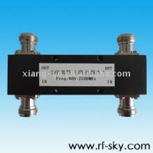 350-2500MHz 3db 2 IN 2 OUT N/L29 rf coupler power Hybrids