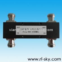 350-2500 МГц 3 дБ 2 В 2 из Н/L29 РФ ответвитель мощности гибридов