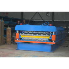 ISO9001: 2008 Roofing Steel Sheet Roll Forming Machine