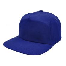 Fashion Design Customized Plain Baseball Cap Wholesale 5 Panel Embroidered Baseball Hats