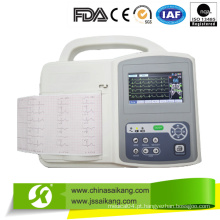 ECG com tela sensível ao toque (CE / FDA / ISO)