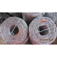Arame Farpado, Galvanized Barbed Wire for Fencing