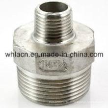Adaptateur de tuyau d'usinage pour moulage de précision en acier inoxydable (coulée de cire perdue)