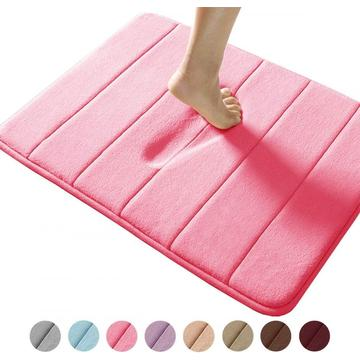 Comfity Small Memory Foam Badematte