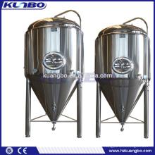 Craft beer fermenter used in brewery, restaurant, pub etc