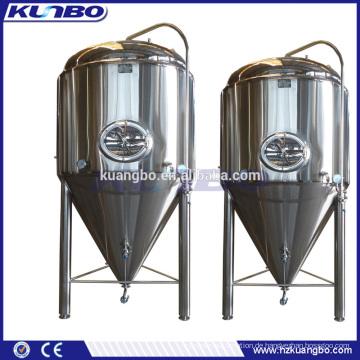 Craft Bier Fermenter in der Brauerei, Restaurant, Pub usw