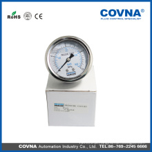 Medidor de pressão de ar hidráulico