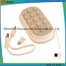 3 In1 Bluetooth Speaker & Power Bank e suporte para telefone Pb1602