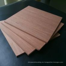 núcleo de madera contrachapada keruing