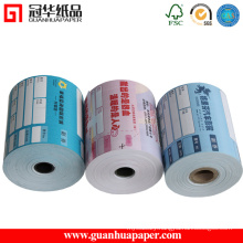 Thermal Paper Roll Factory Cash Register Paper Type Ticket Rolls