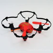 2015 novo giroscópio mini rc quadcopter 2,4 G 4 CH com Led luz RC crânio UFO