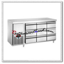 R262 9 Drawers Fancooling Chef Bases