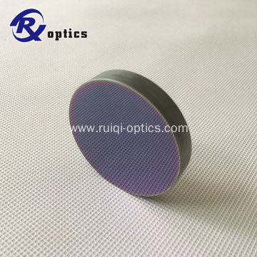 High transmission DLC AR coating Germanium plano-convex lens