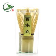 Batedor De Chá Artesanal De Bambu Matcha