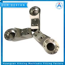 Tratamiento térmico T6 Continuar pieza de fundición de garantía de comercio de aluminio