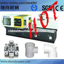 Todos os tipos de tubos e acessórios injeção máquina de moldagem preço