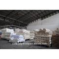 Polyester Viskose grauer Stoff 60*50/TR30/2*TR30/2/Breite 165 cm Leinwandbindung