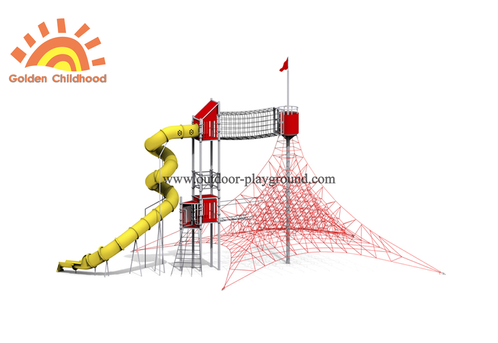 Kids Commercial Indoor Playground For Sale