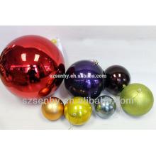 Décorations décoratives pour Noël en vrac personnalisées en plastique