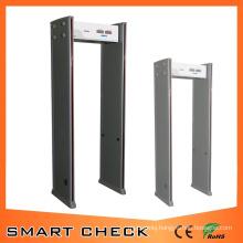 6 Zone Walk Through Metal Detector Parts